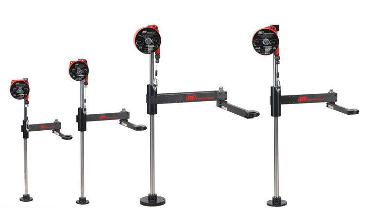 Ergonomic Lifting Arms : Ingersoll rand torque arms